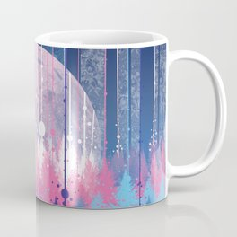Rainy forest Coffee Mug