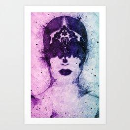 50 shades Art Print