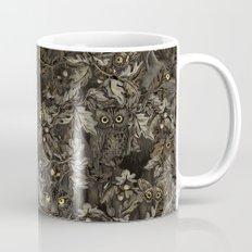Fit In (autumn night colors) Mug