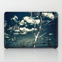 breathe iPad Cases featuring BREATHE by Steffen Remter