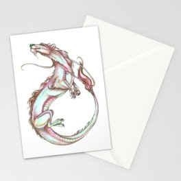 Luckdragon Interpretation Stationery Cards