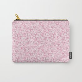 Flower doodle in rose Carry-All Pouch