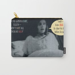 """'Ellen Hutter', FROM THE FILM """" Nosferatu vs. Father Pipecock & Sister Funk (2014)"""" Carry-All Pouch"""