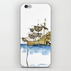 Sailing Ship iPhone & iPod Skin