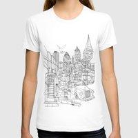 london T-shirts featuring London! by David Bushell