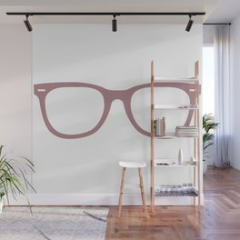Rose-Colored Glasses Wall Mural