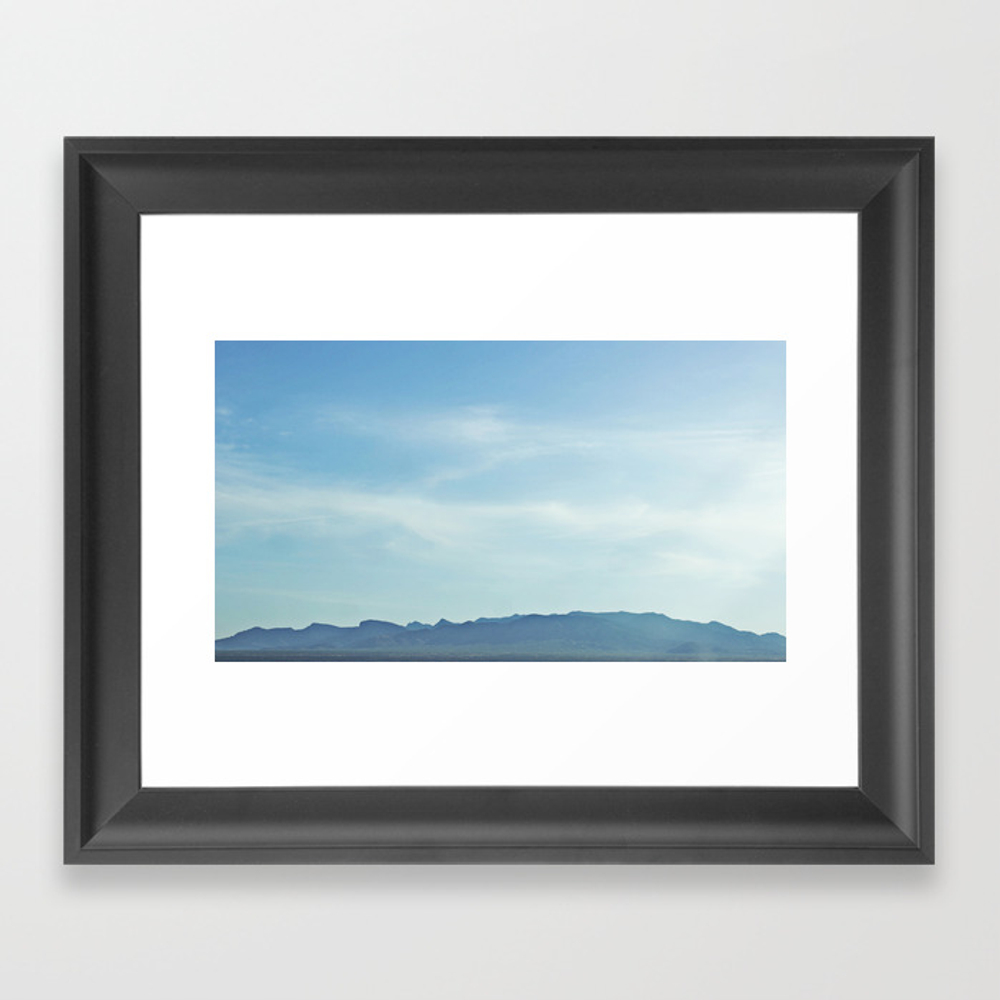 The Next Day Framed Art Print by Dangrieb FRM8340445