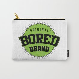 Original bored brand Carry-All Pouch