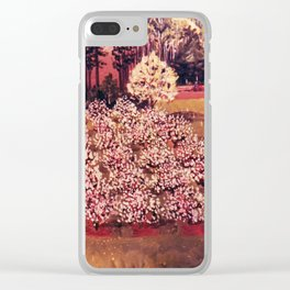 Nova Scotia. CANADA       by Kay Lipyon Clear iPhone Case