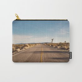 Joshua Tree Road Carry-All Pouch