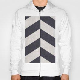 Black and white fashion pattern Hoody