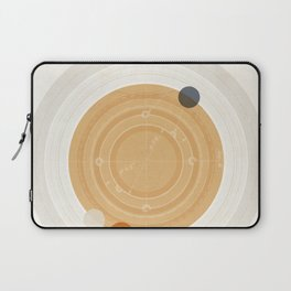 Saturn I Laptop Sleeve