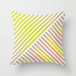 Strpies 7 Throw Pillow