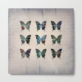 Butterfly collection usa o5 Metal Print