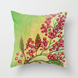 The NeverEnding Story No 72b Throw Pillow