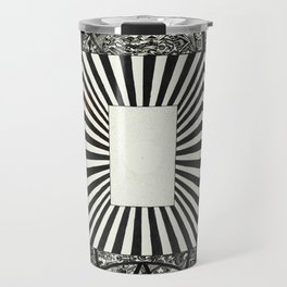 Abstract Void Travel Mug