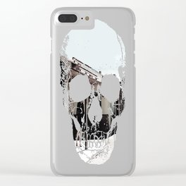 Within The Darkest Parts Of The Day Clear iPhone Case