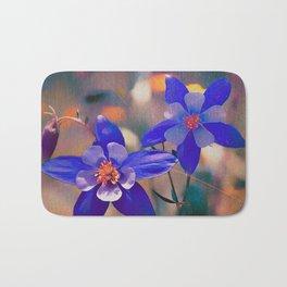 Colorado State Flower Bath Mat
