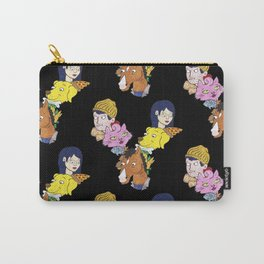 Bojack & Co Carry-All Pouch
