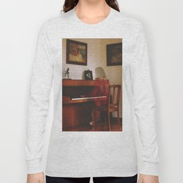 Piano lesson Long Sleeve T-shirt
