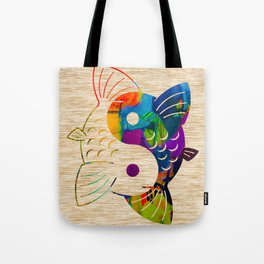 Yin Yang Tote Bag