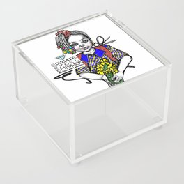 #STUKGIRL CHRISTOBAL Acrylic Box