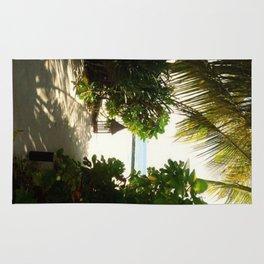 Maldives -  Beach Path 2 Rug