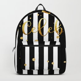 Celebrate Party Art Backpack