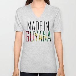 Made In Guyana Unisex V-Neck