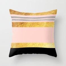 Minimal Complexity III Throw Pillow