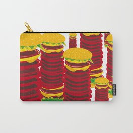 Highest Burger Carry-All Pouch
