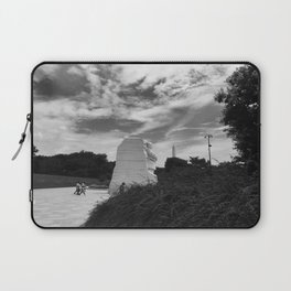 Martin Luther King Memorial Laptop Sleeve
