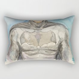 The Bat Man - Fictional Superhero Rectangular Pillow