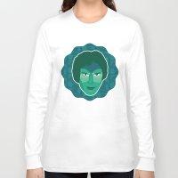 han solo Long Sleeve T-shirts featuring Han Solo by Kuki