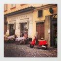 Italy-Vintage Vespa Photo by between2treesdesigns