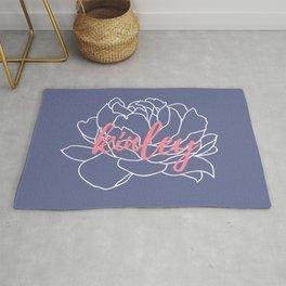 Kinley - Slate Coral Rug
