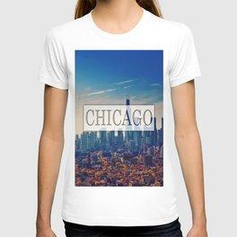 Chicago City T-shirt