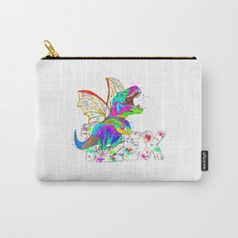 Be a Unicornasaurus Rex Carry-All Pouch