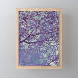 forest 2 #forest #tree Framed Mini Art Print
