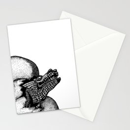 The Birth of Dragon Stationery Cards