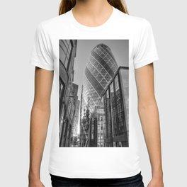 London Gherkin, London T-shirt