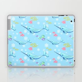 Narwhal and Friends Laptop & iPad Skin