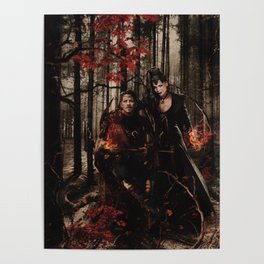 Outlaw Queen - Prince of Thieves and The Queen Poster