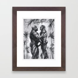 Beary Life : That Day Framed Art Print