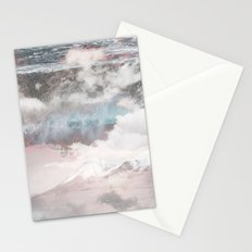 Crashing Clouds Stationery Cards