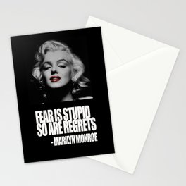 Marilyn Mon Stationery Cards