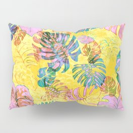 Kona Tropic Yellow Pillow Sham