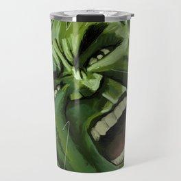 Hulk Smash Travel Mug