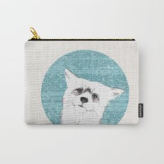Waiting fox Carry-All Pouch