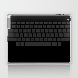 Captain's Keyboard Laptop & iPad Skin